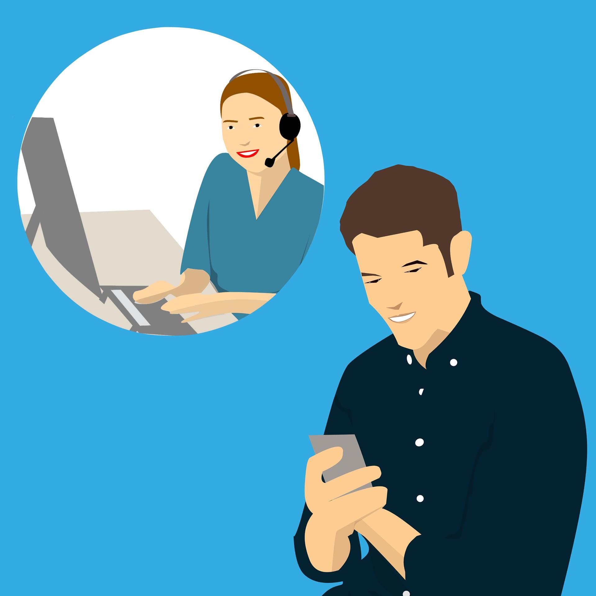 Mobile Customer Service Trends